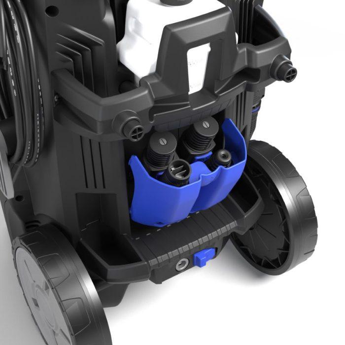 Idropulitrice 4.0 Twin Flow AR- Dettaglio