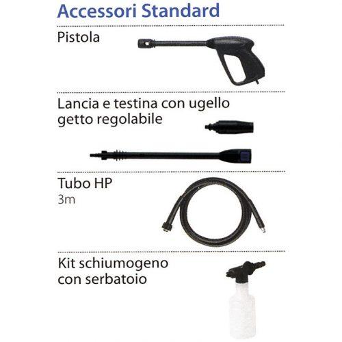 Idropulitrice Annovi Reverberi143 - accessori inclusi