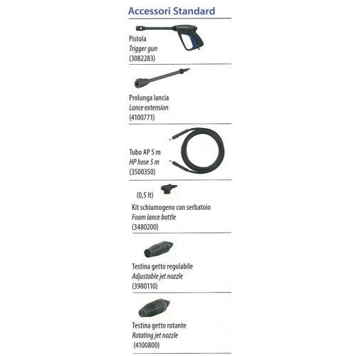 Idropulitrice AR accessori