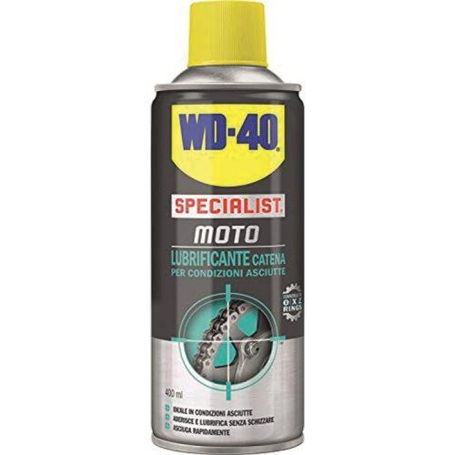 WD-40 MOTO Lubrificante Catena Dry 400ml- foto prodotto