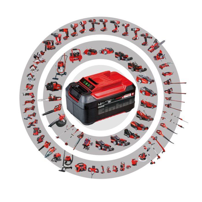Batteria Einhell Power X-Change Universale