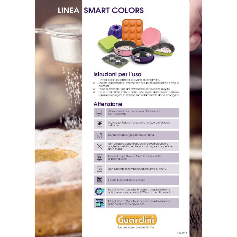 Linea Smart Colors-Consigli per l'uso